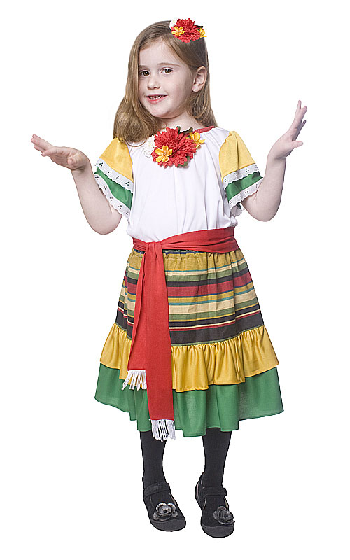 mexican dancer 12 14 ebay